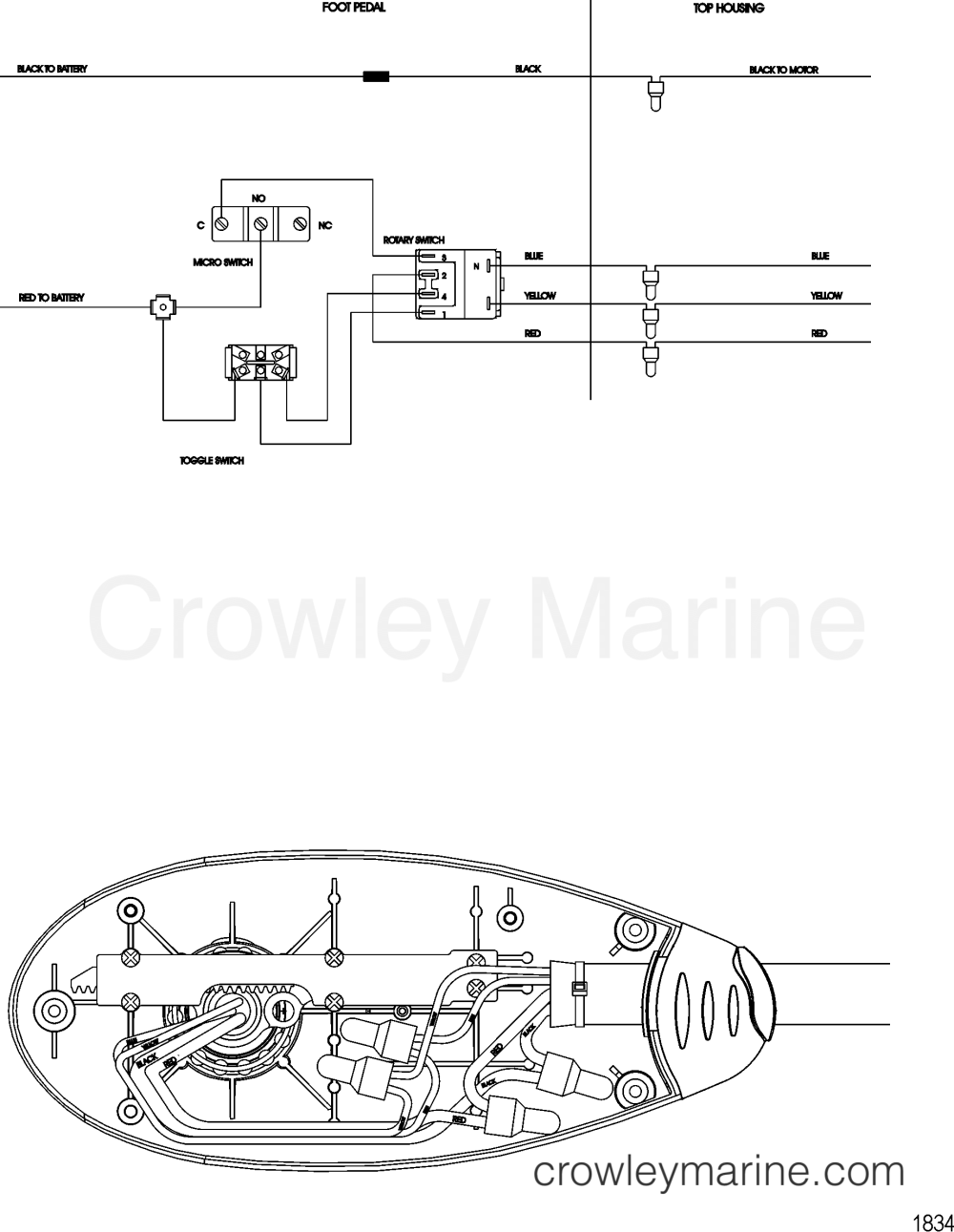 medium resolution of wire diagram brute 52fb 12 volt 2007 motorguide 12v motorguide rh crowleymarine com brute force 650 wiring diagram brute snowblower wiring diagram