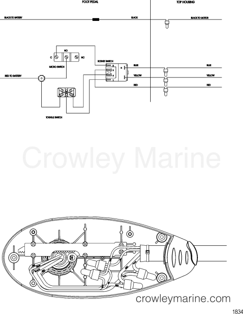 small resolution of wire diagram brute 52fb 12 volt 2007 motorguide 12v motorguide rh crowleymarine com brute force 650 wiring diagram brute snowblower wiring diagram