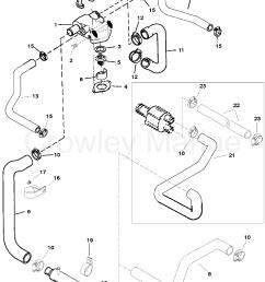 mercruiser hoses diagram wiring diagram expert mercruiser water hose diagram mercruiser hoses diagram [ 1862 x 2463 Pixel ]