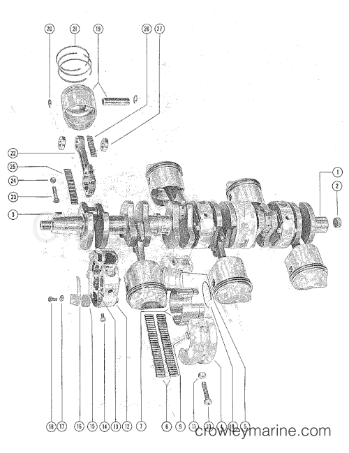 small resolution of oversize pistons and rings section