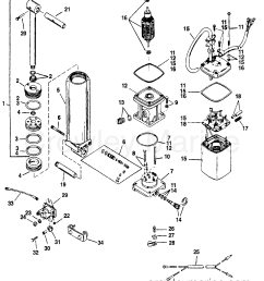 mercury power trim pump diagram images gallery [ 1886 x 2272 Pixel ]