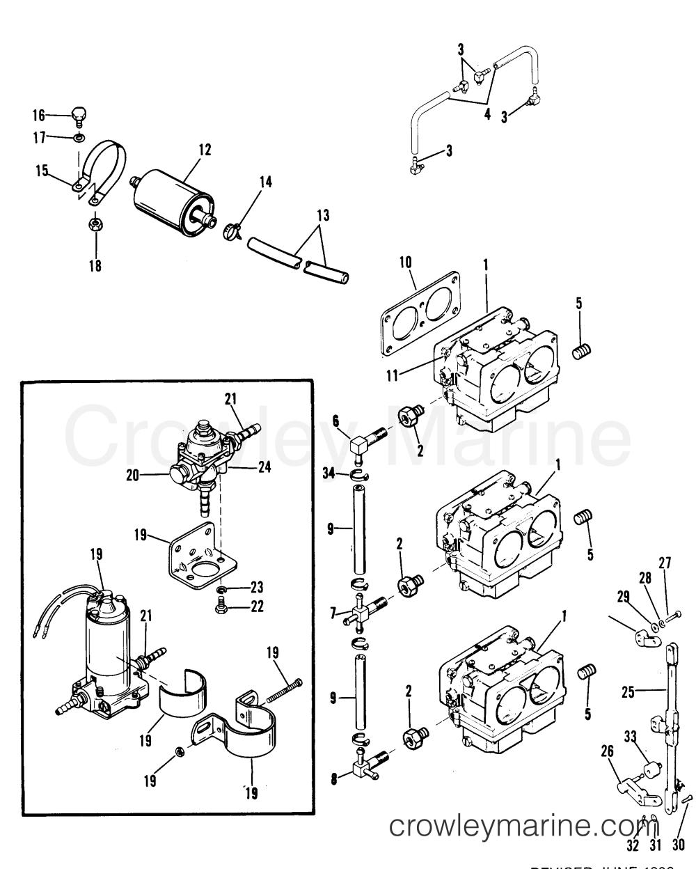 medium resolution of serial range mercury race outboard merc mod vp 83b807 and up usa