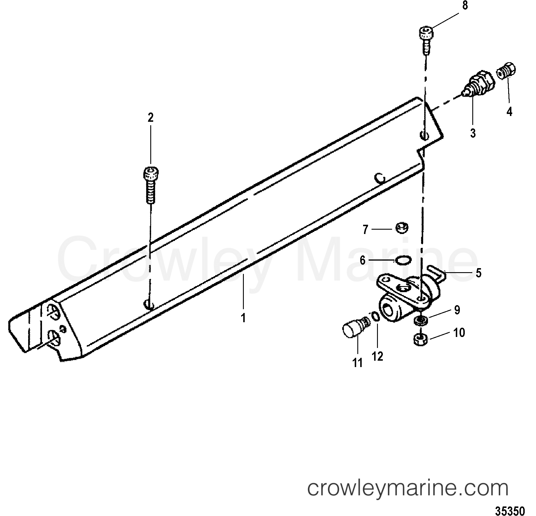 Fuel Rail Assembly