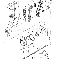 Mercury Quicksilver Throttle Control Diagram Er Movie List Remote Assy Various Years Rigging Parts