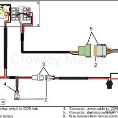 Ignition Switch Deutsch 2007 Club Car Precedent Battery Wiring Diagram Kits Crowley Marine