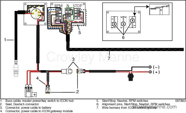 ignition switch deutsch paragon defrost timer wiring diagram kits crowley marine