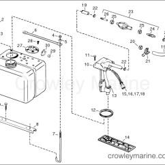 Evinrude 225 Ficht Wiring Diagram Er For Leave Management System Remote Oil Tank Kit Crowley Marine 3 0 Gallon