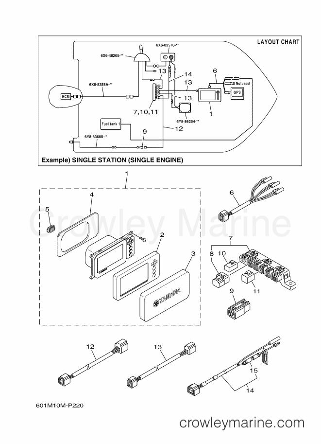 yamaha analog tachometer wiring