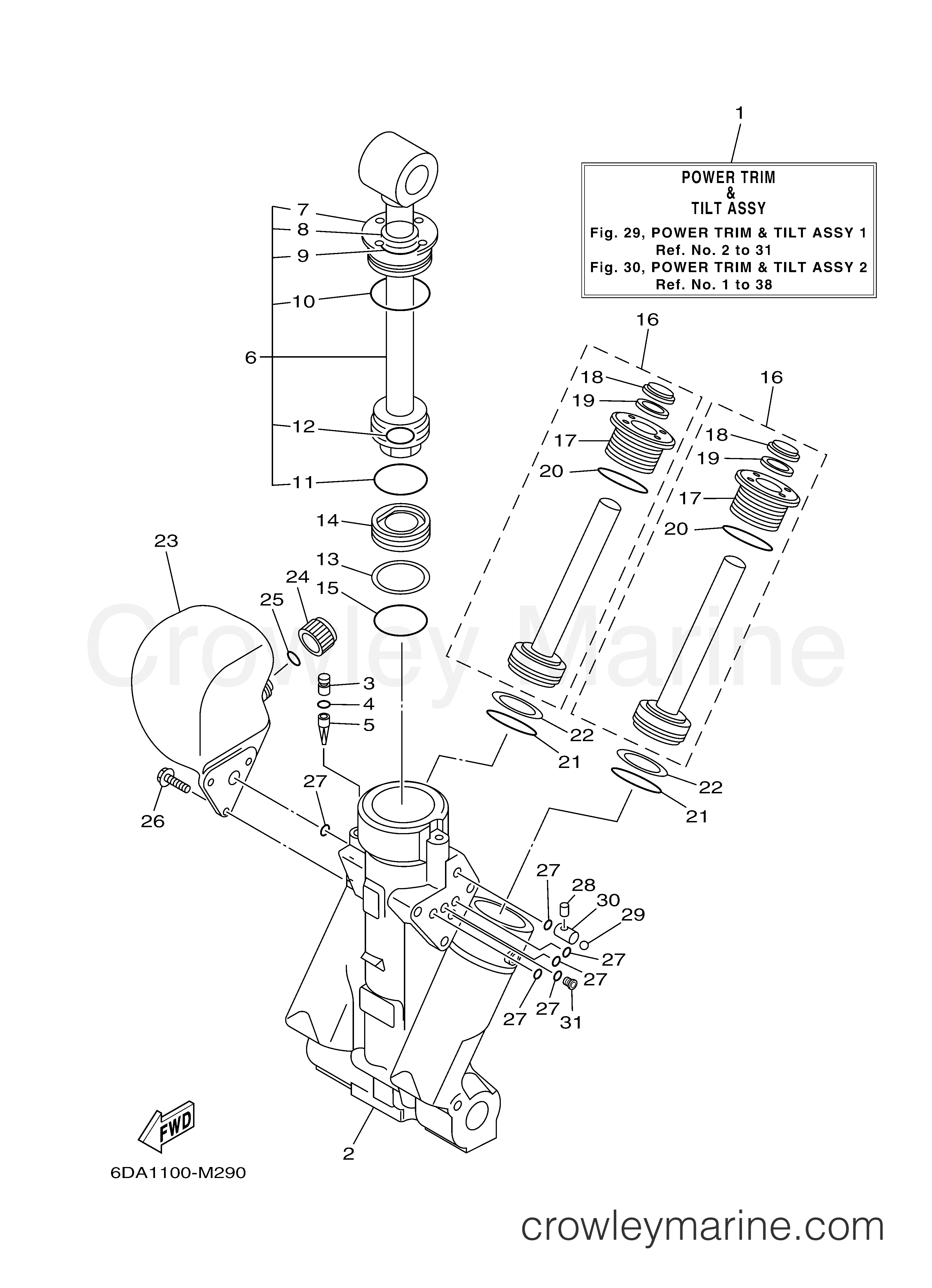 Johnson Evinrude Tilt Trim Wiring Diagram