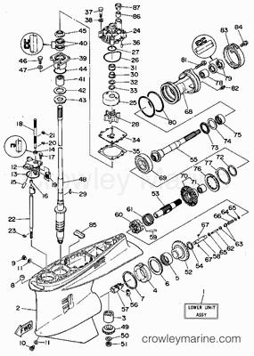 1977 Evinrude Wiring Diagram 1977 Evinrude Brochure Wiring