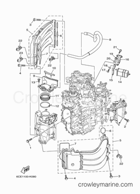 Evinrude 40 Hp Outboard Oil Injection Diagrams Clinton
