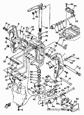 Yamaha 40 Hp Outboard Engine Wiring Diagram, Yamaha, Free