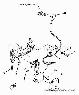 85 Hp Evinrude Outboard Engine Diagram 85 HP Johnson