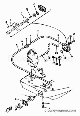 Yamaha 9 Outboard Wiring Schematic Yamaha Outboard Repair