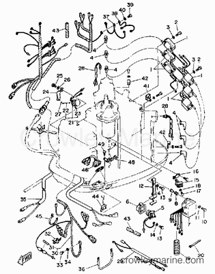 Yamaha Outboard Oil Tank Diagram Seadoo Oil Tank Diagram