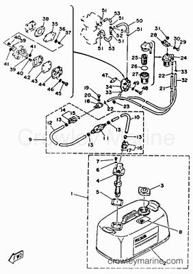 Omc 4 Cylinder Engine V6 Engine Wiring Diagram ~ Odicis