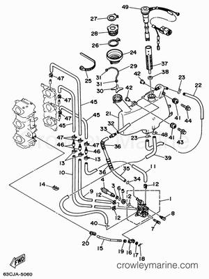 1997 Yamaha L130txrv Outboard Service Repair Maintenance Manual