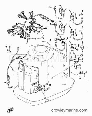 1994 40 Hp Johnson Wiring Diagram, 1994, Free Engine Image