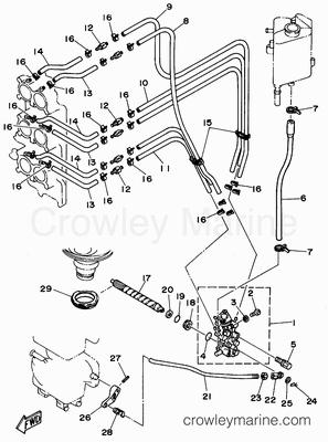 Marine Generator Exhaust Diagram, Marine, Free Engine