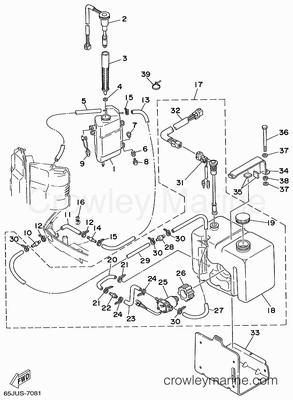 Wiring Diagram For 2005 90 Hp Yamaha Outboard Yamaha 90