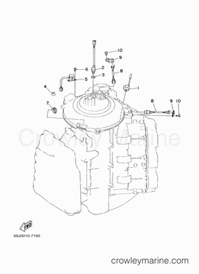 Yamaha Ox66 Oil Pump Diagram, Yamaha, Free Engine Image