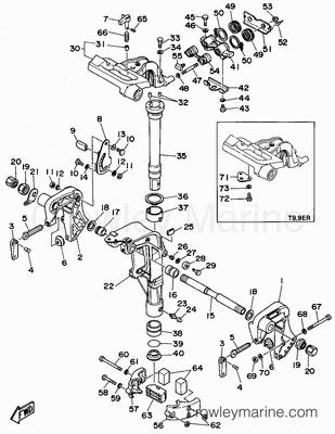2002 Toyota Sequoia Fuel Filter