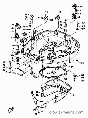 Outboard Motor Cdi Tiller Motor Wiring Diagram ~ Odicis