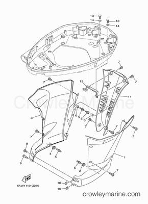 5 7l Mercruiser Engine 4.3 MPI Mercruiser Engine Wiring