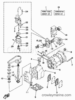 Johnson 150 Outboard Wiring Diagram