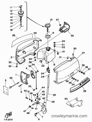 85 Hp Evinrude Outboard Engine Diagram, 85, Free Engine