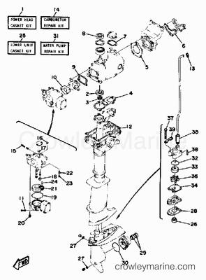 90 Hp Johnson Outboard Carburetor Diagram, 90, Free Engine