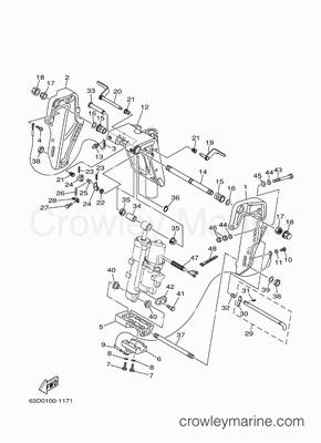 Marine Power Inboard Engines 4 Cylinder Inboard Marine