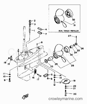 4 Cylinder 30 Hp Engine 5 HP Engine Wiring Diagram ~ Odicis