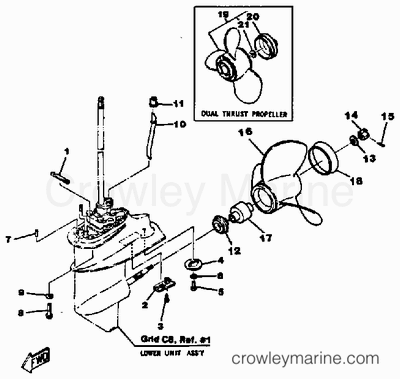 1989 70 Hp Evinrude Wiring Diagram Johnson 25 HP Wiring