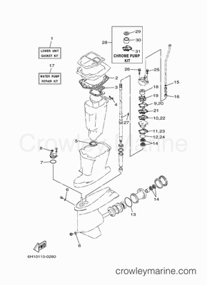 6 Hp Evinrude Fuel Pump OMC Fuel Pump Wiring Diagram ~ Odicis