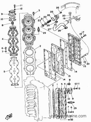 Omc Trim Pump Diagram Mercury Trim Pump Diagram Wiring