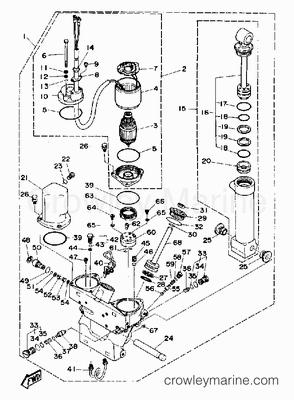 115 Hp Yamaha Outboard Tach Wiring Diagram