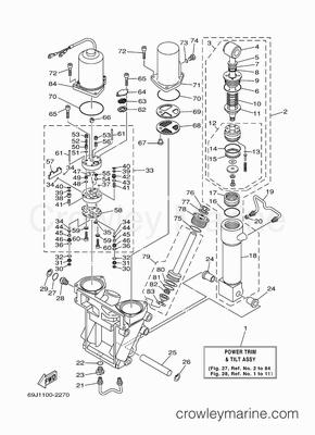 2 Hp 4 Stroke Outboard Motor 2 HP Johnson Outboard Motor