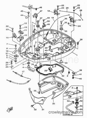 1999 Johnson Wiring Diagram Johnson Parts Diagram Wiring