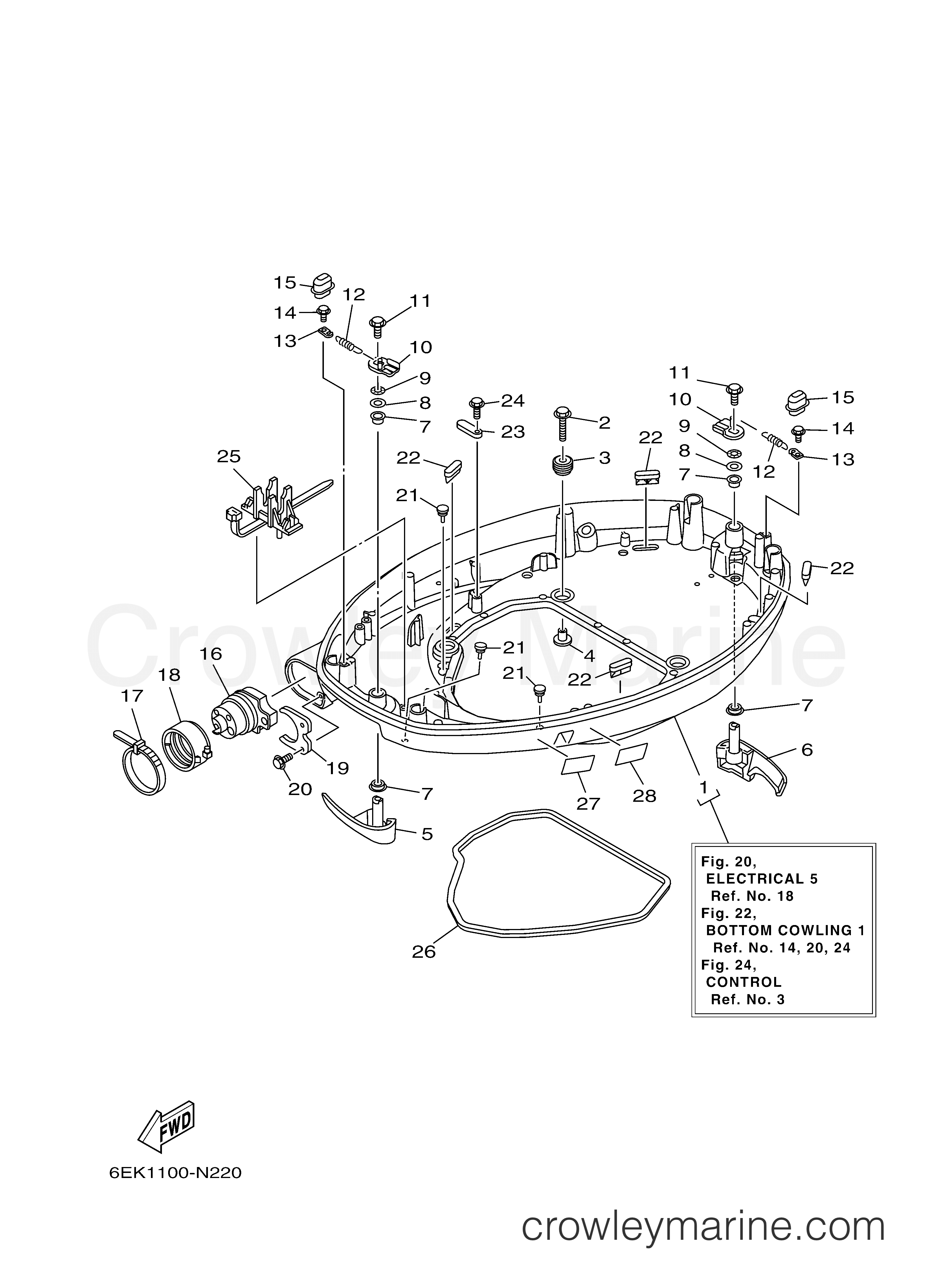 Yamaha Outboard Tilt And Trim Gauge Wiring Diagram