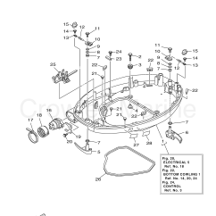 Yamaha Trim Gauge Wiring Diagram 1955 Chevy Pickup Outboard Tilt And