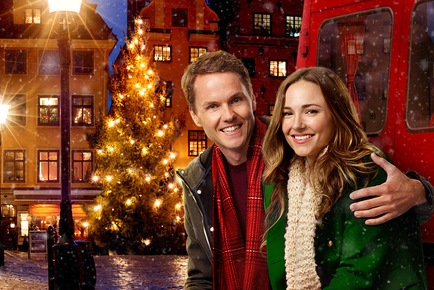 Once Upon a Holiday  Hallmark Channel