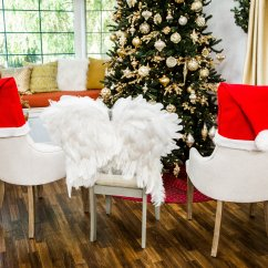 Dollarama Christmas Chair Covers Antique Ladder Back Identification How To Diy Hallmark Channel
