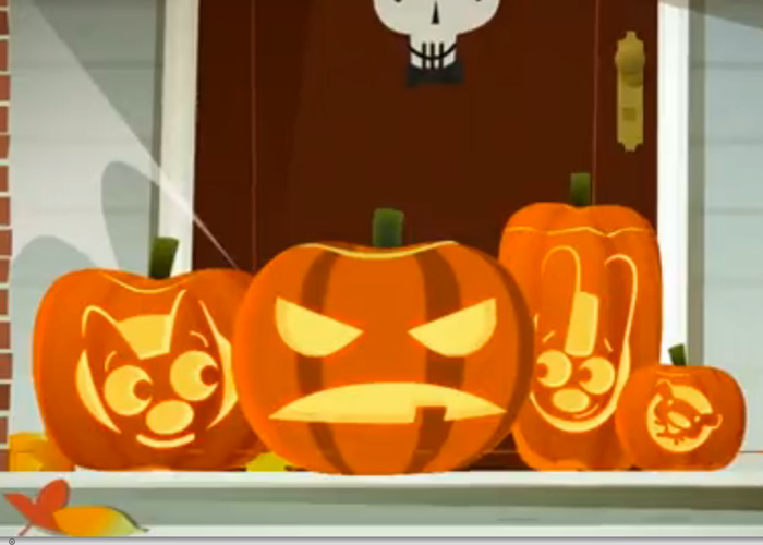 Hoopsampyoyos Haunted Halloween Hallmark Channel