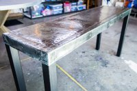 DIY Zinc Tabletop | Home & Family | Hallmark Channel