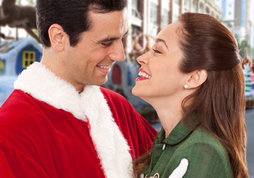 Love at the Thanksgiving Day Parade  Hallmark Movies and Mysteries