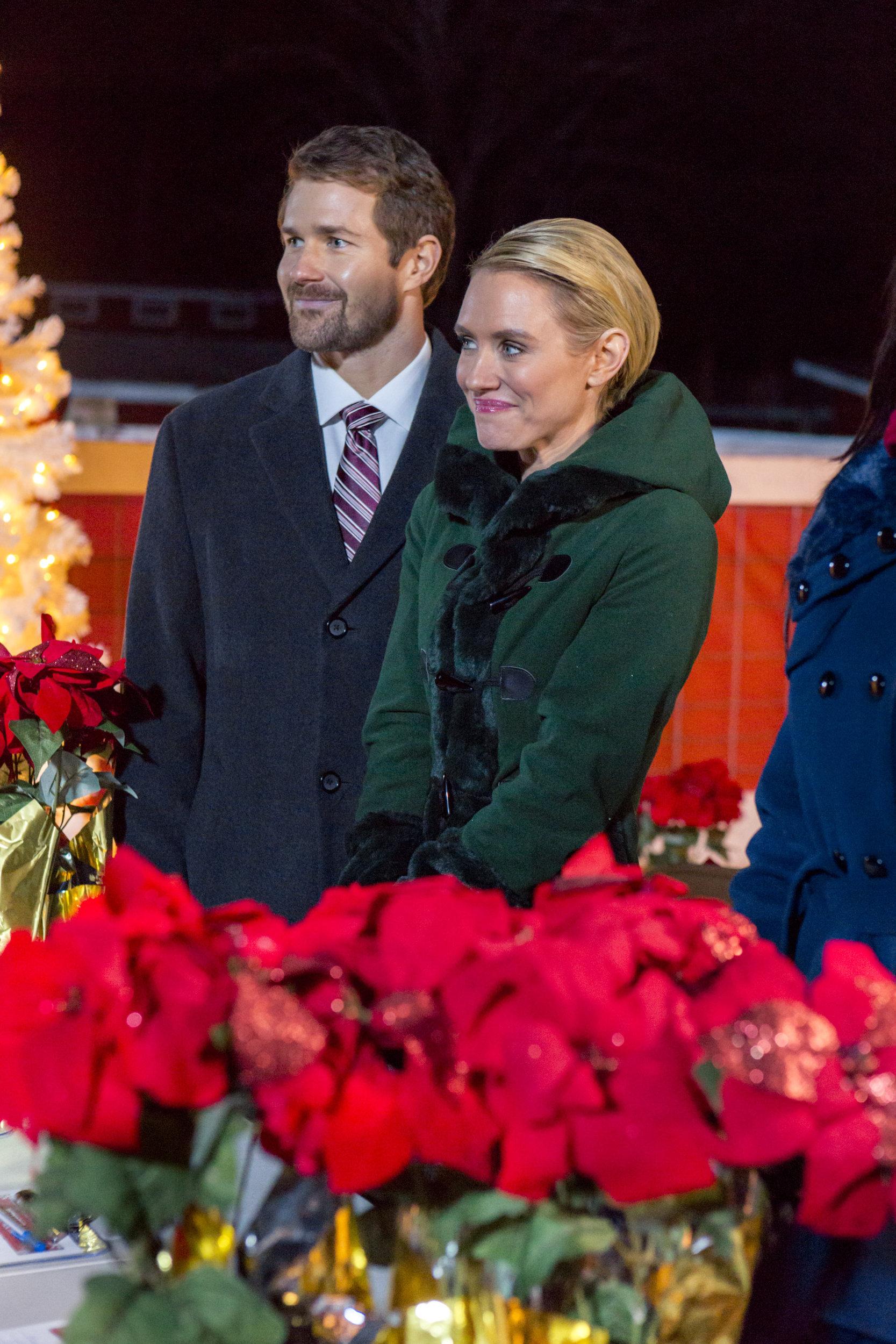 Romance at Reindeer Lodge  Cast  Hallmark Movies and