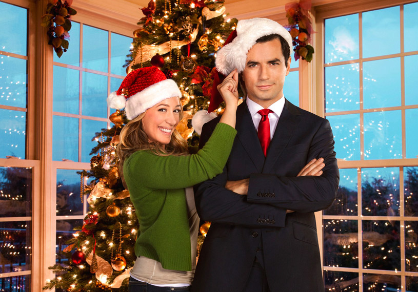 About Hats Off To Christmas Hallmark Channel