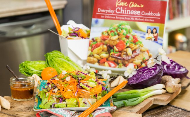 Recipe Home Family Chinese Chicken Salad Hallmark
