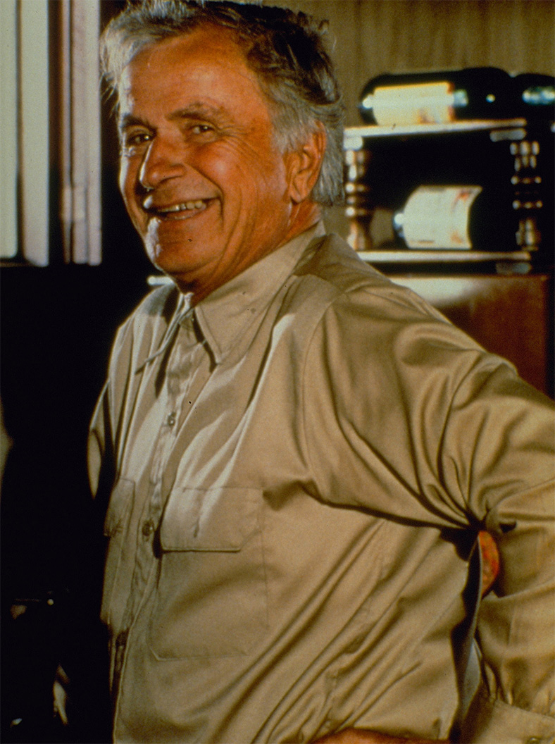 Noah Beery Jr on The Rockford Files  Hallmark Movies and